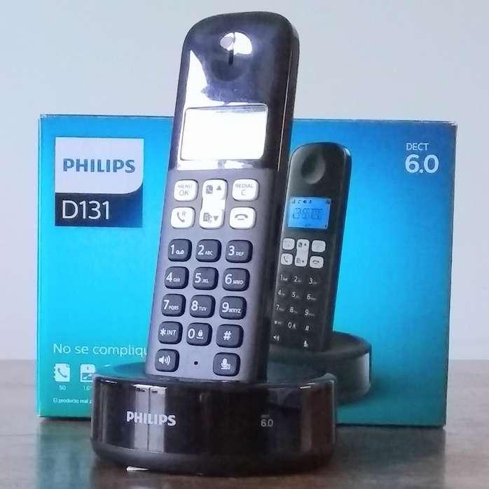 Teléfono Inalambrico Phipips D131