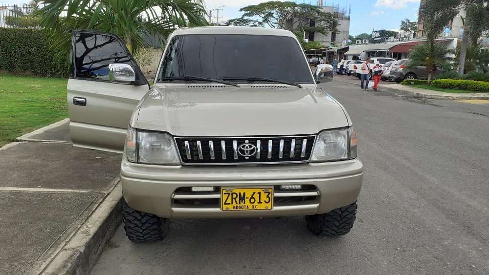 Toyota Prado 2007 - 211000 km
