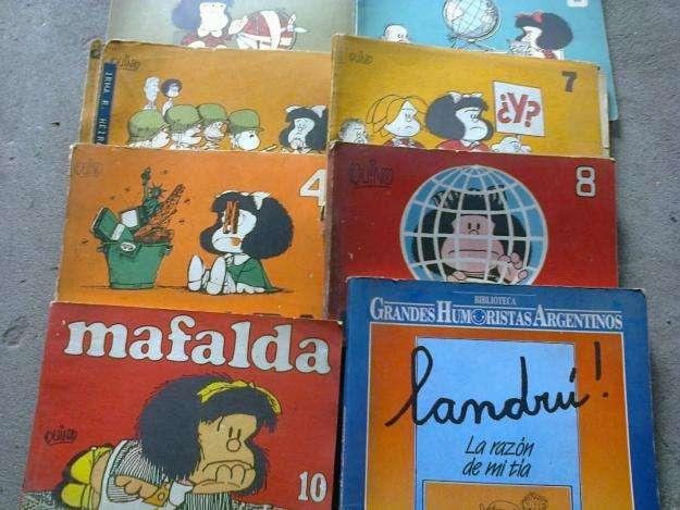 coleccion de mafalda