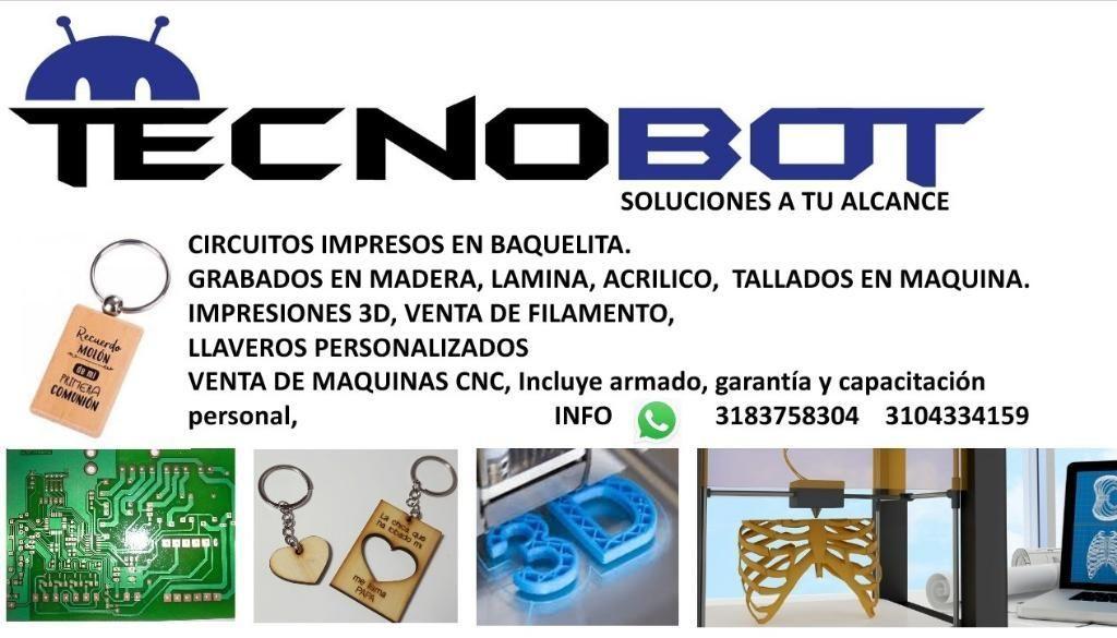 Circuitos Impresos en Baquelita