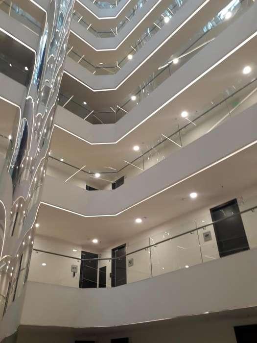 Extraordinaria <strong>oficina</strong> en Venta en Edificio METROPOLITAN