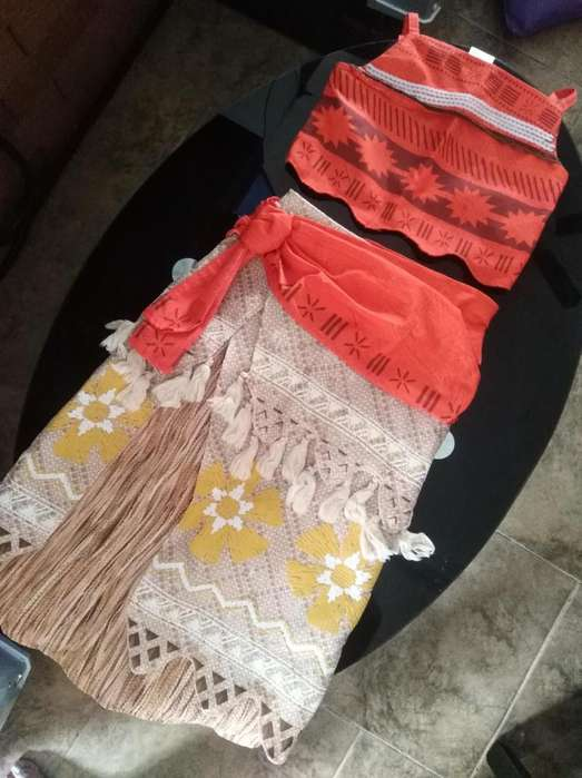 Disfraz de Mohana