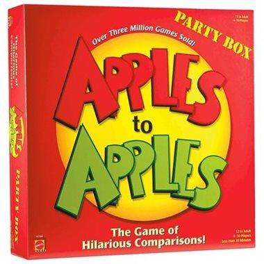 Juego Apples To Apples Set Completo