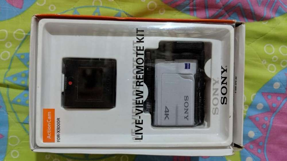 Vendo O Cambio Camara Sony Gopro 4 K