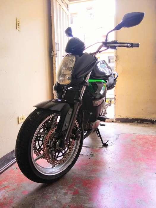 Vencambio Kawasaki Er6n650 2007 a Gs 500