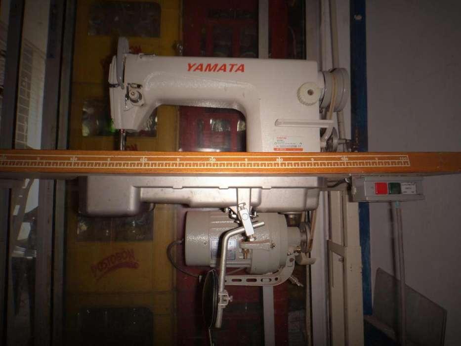 maquina plana marca yamata