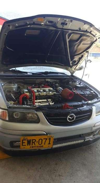 Mazda 626 1999 - 175000 km