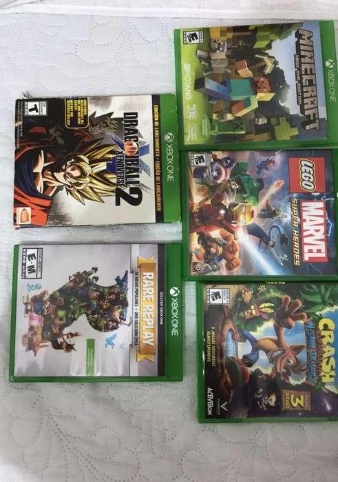 Juegos Xbox One Oferta