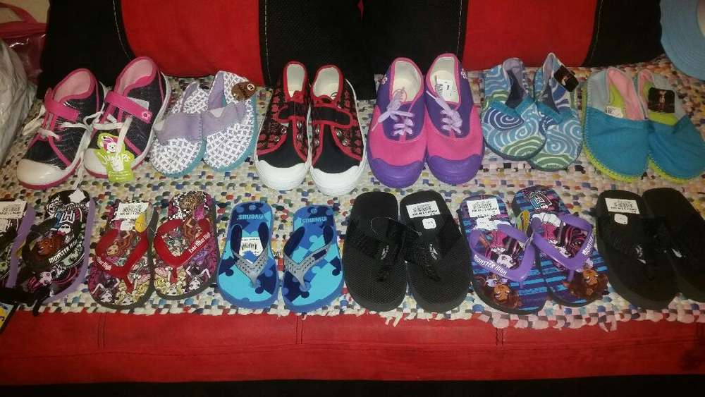 Remate de Zapatos Nuevos