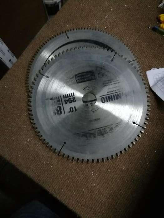 Disco para Madera de 1010 Pulgadas