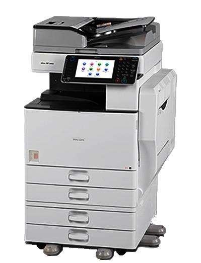 Fotocopiadora,impresora Y Escaner Mp4002