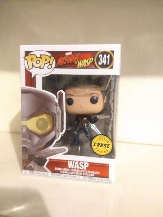 Funko Pop The Wasp Chase