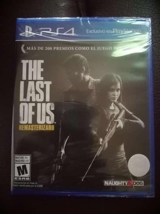 The Last Of Us Nuevo Sellado