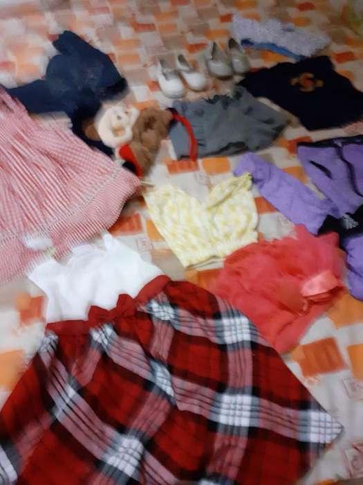 <strong>ropa</strong> Buena Y Barata para Niña 1 Año a 3