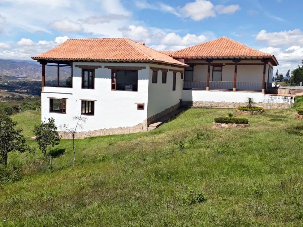 Venta Casa Campestre Villa de Leyva, Boyaca - wasi_1647977