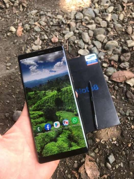 Samsung Note 8 Unico Dueño Garantizado
