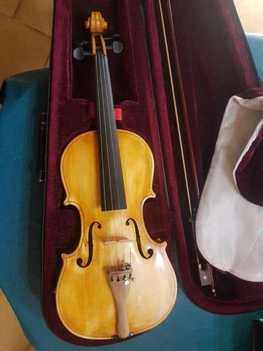 Violin antiguo restaurado