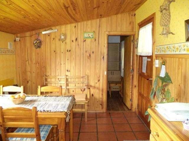 nn75 - Cabaña para 2 a 6 personas con cochera en Lago Puelo