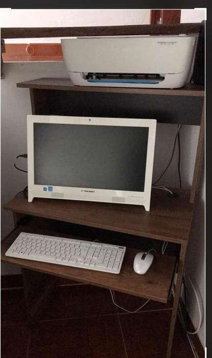Computador,Mesa,Impresora