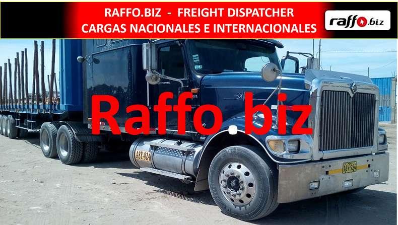 Soluciones de Transportes en Perú Bolivia Chile / La mayor Red de Transportistas