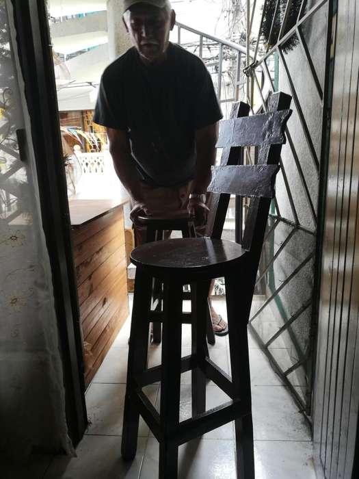 Se venden muebles de madera <strong>rustico</strong>s