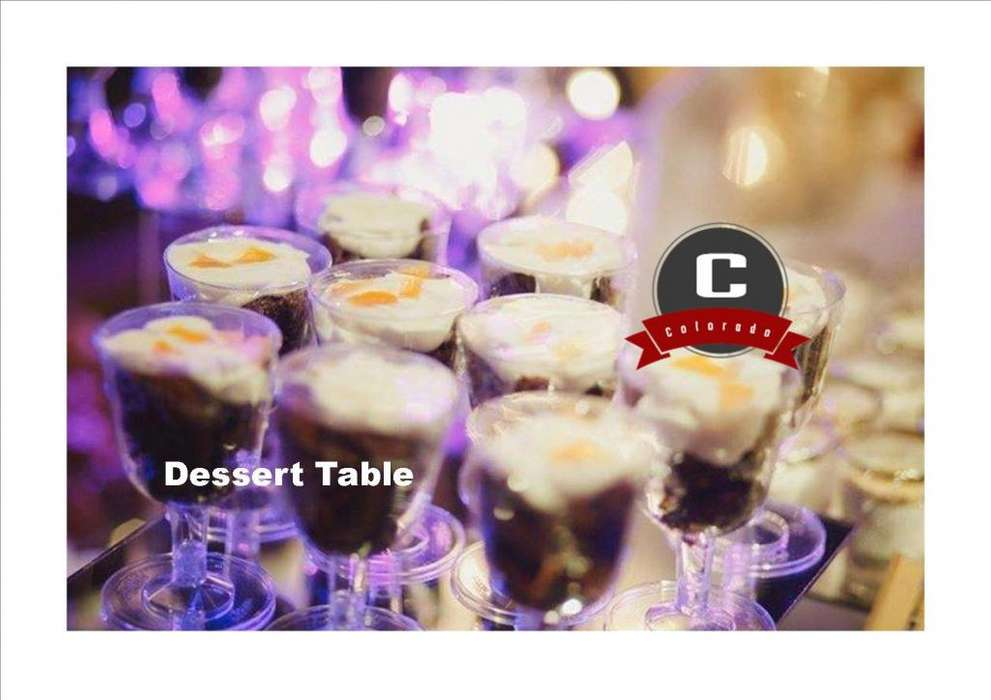 Bocaditos para Dessert Table