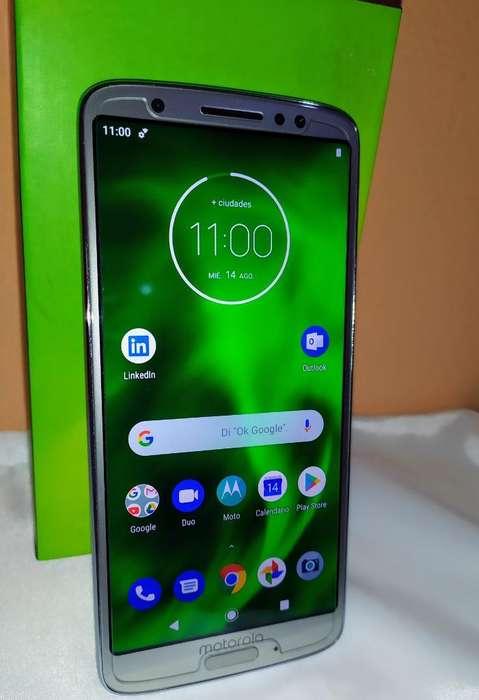 Motorola G6,igual a Nuevo.vendo,permuto