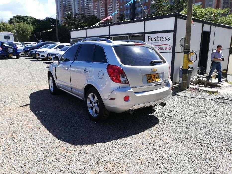 Chevrolet Captiva 2013 - 72000 km
