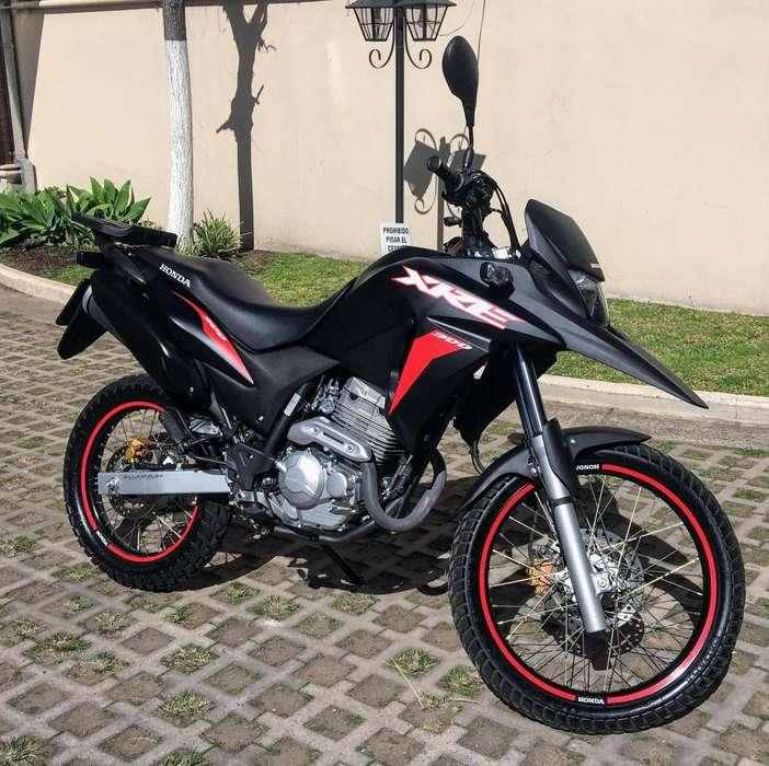 <strong>honda</strong> Xre 300-2019