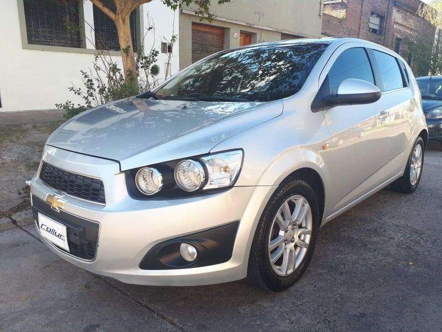 Chevrolet Sonic 2012 - 101500 km