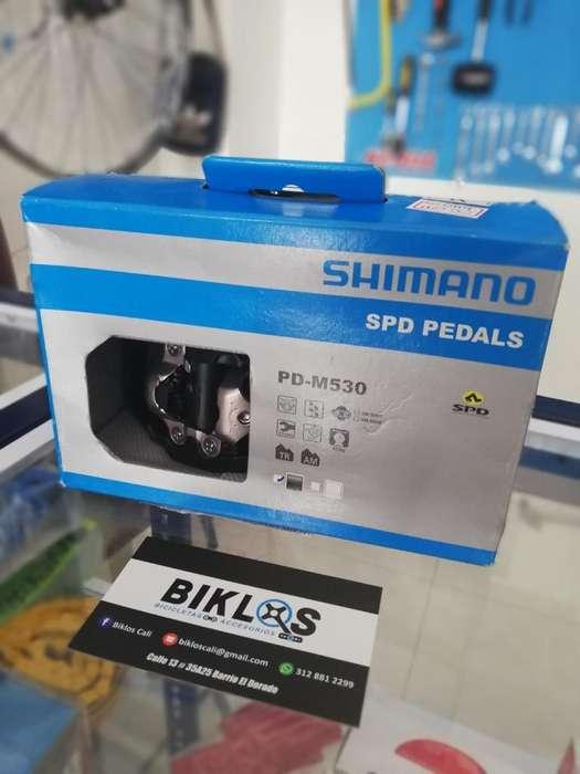 Pedal Spd M530 Shimano