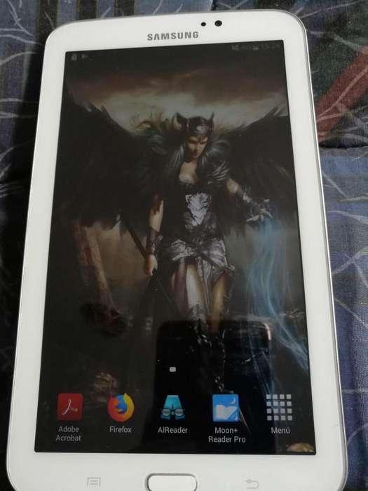 Tablet Samsung Tab3 8GB 1GB de RAM