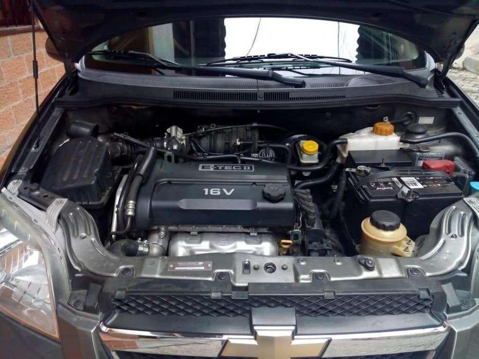 Chevrolet Aveo Emotion 2011 - 120000 km