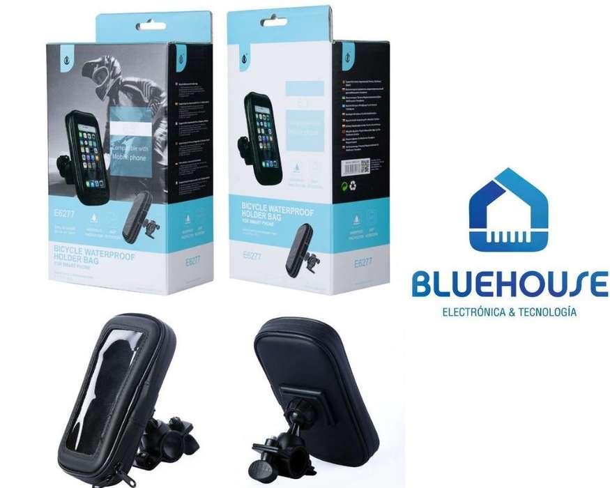 Soporte Universal Bici Para Celular Oneplus E6277 6,3 Waterproof