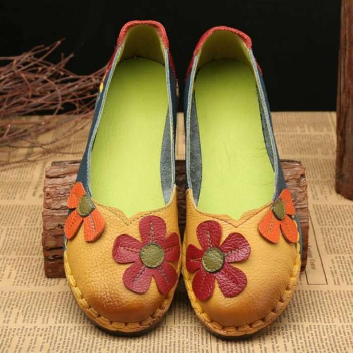 Zapatos de Mujer 100% Cuero