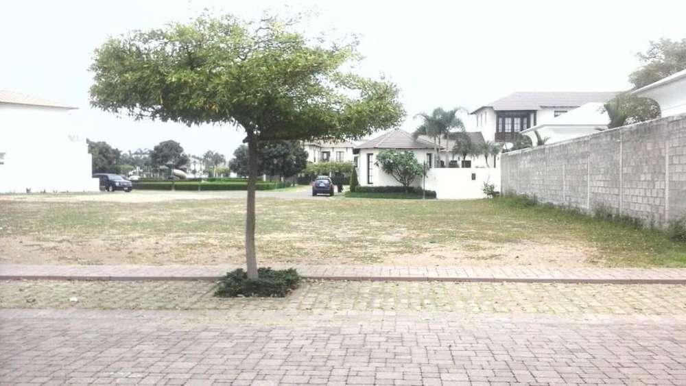 Terreno en SAMBORONDÓN Lagos del Batan