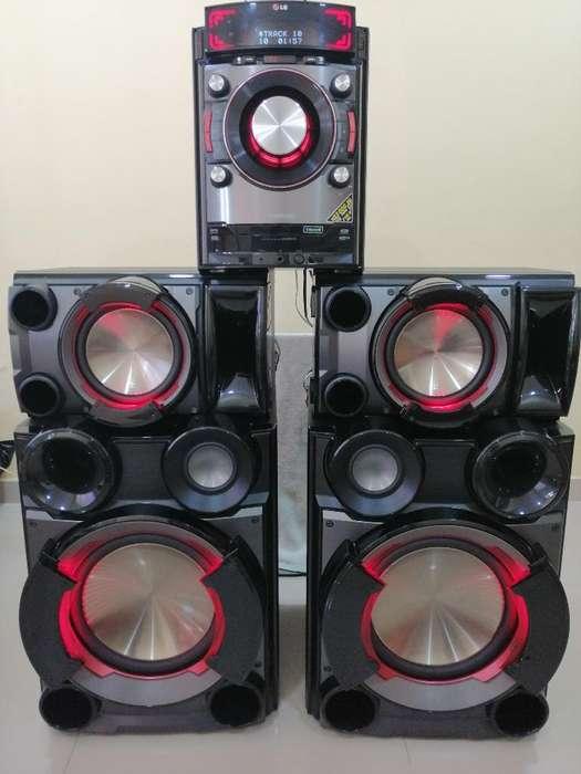 Equipo de Sonido Lg Cm9530