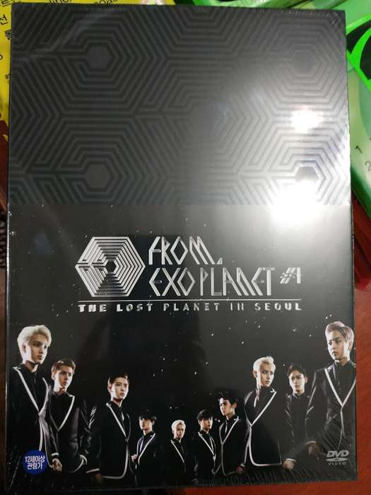 From Exo Planet Nro 1(kpop)