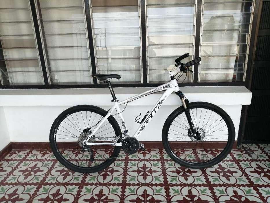 Bicicleta Profesional Montaña Gw Giant
