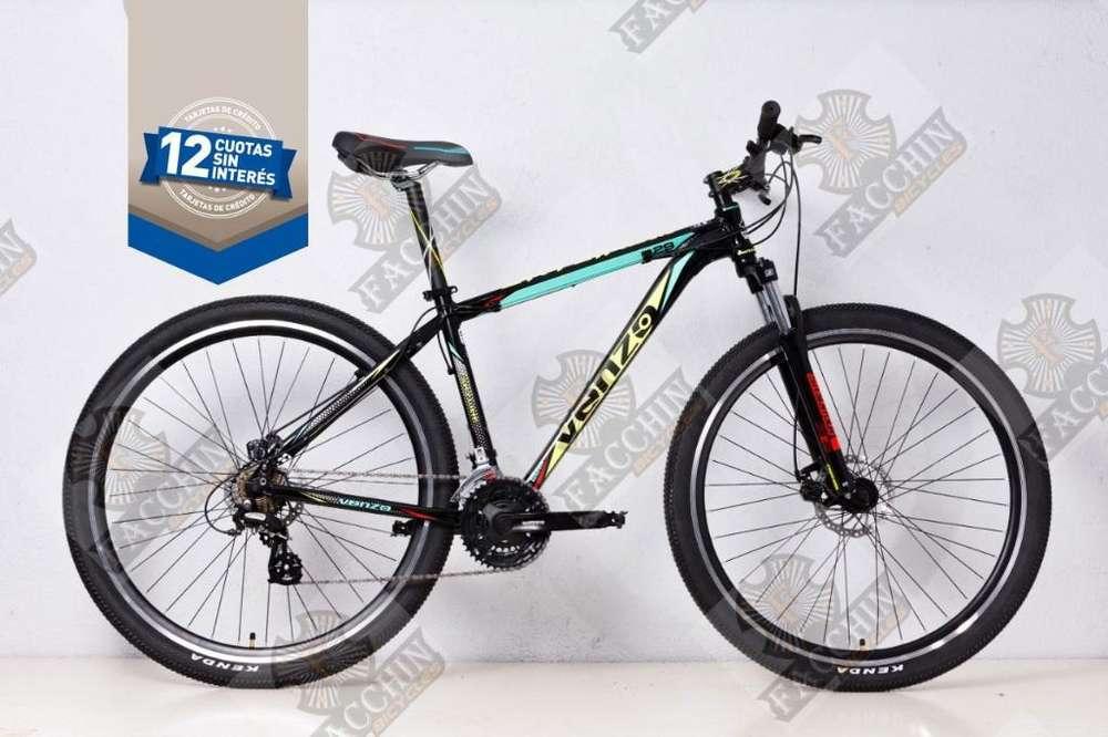 Bicicleta Venzo Skyline