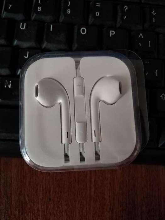 Audifonos Earpods iPhone 6 NUEVOS