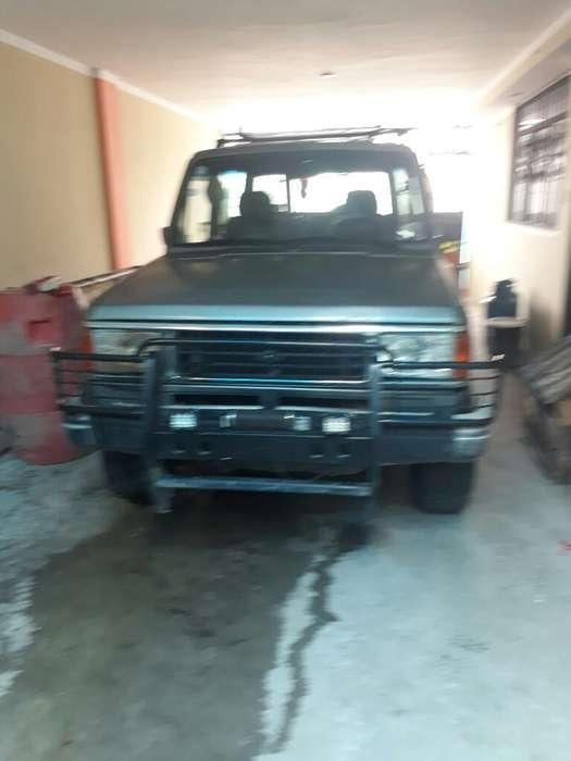 Chevrolet Trooper 1991 - 457811 km