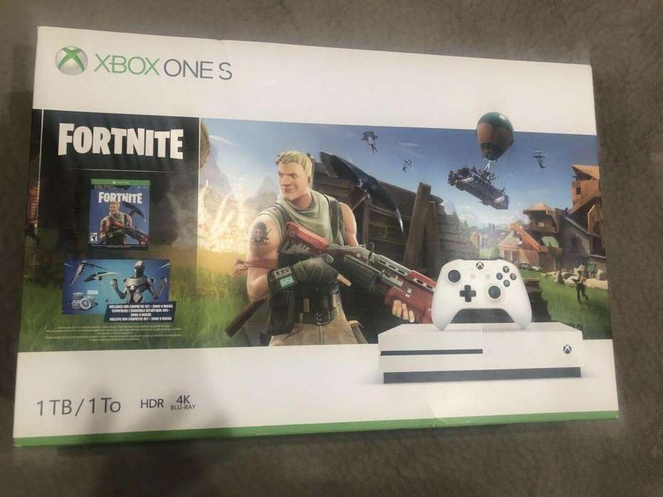 vendo Xbox 1tb 360 fortnite