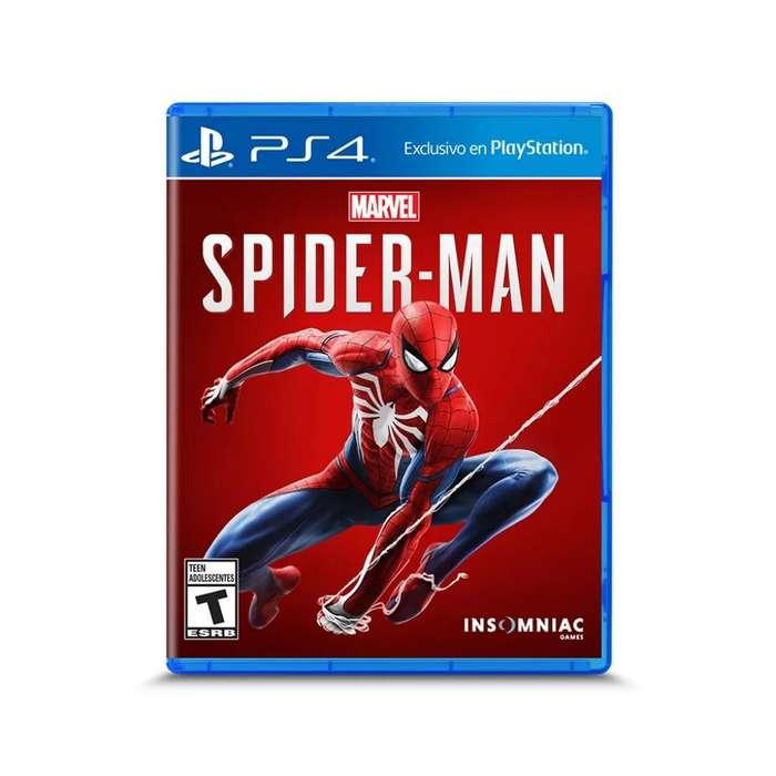Spiderman (ps4)