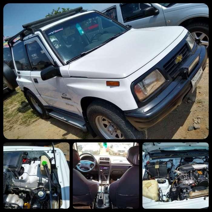 Chevrolet Vitara 2003 - 100000 km