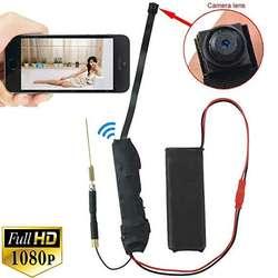 Mini Camara Espia Wifi Ip Hd Audio Video Microfono Sensor IOS ANDROID