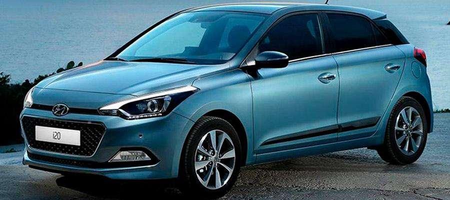 Hyundai i20 2019 - 0 km
