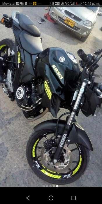 Vendo Moto <strong>yamaha</strong> 250