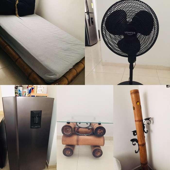Venta de juego de cama completo y colcho