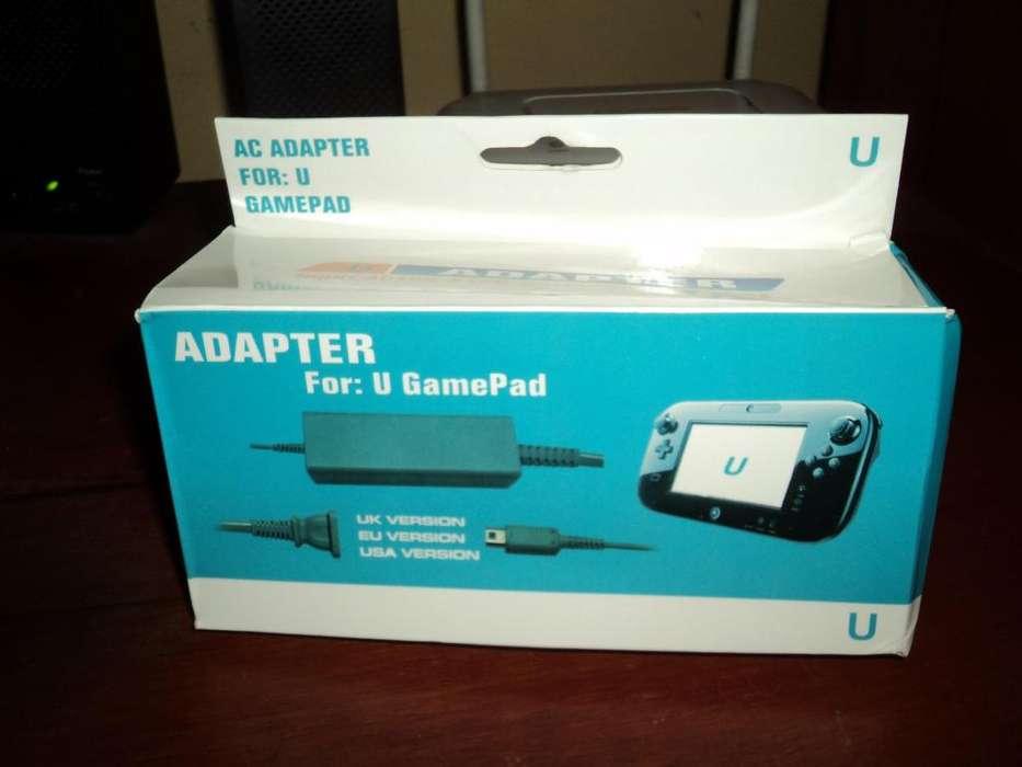 Cargador gamepad Wii u - Wiiu Game Pad
